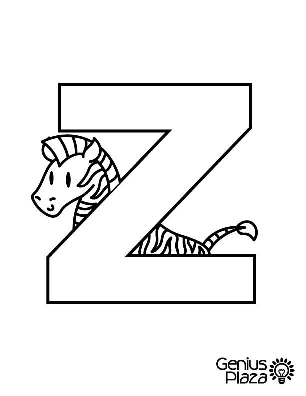 animalLetters-z