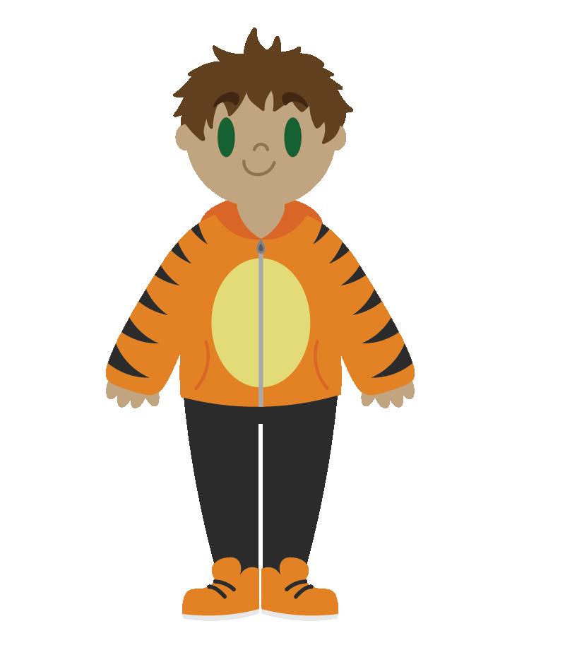 tiger-boy